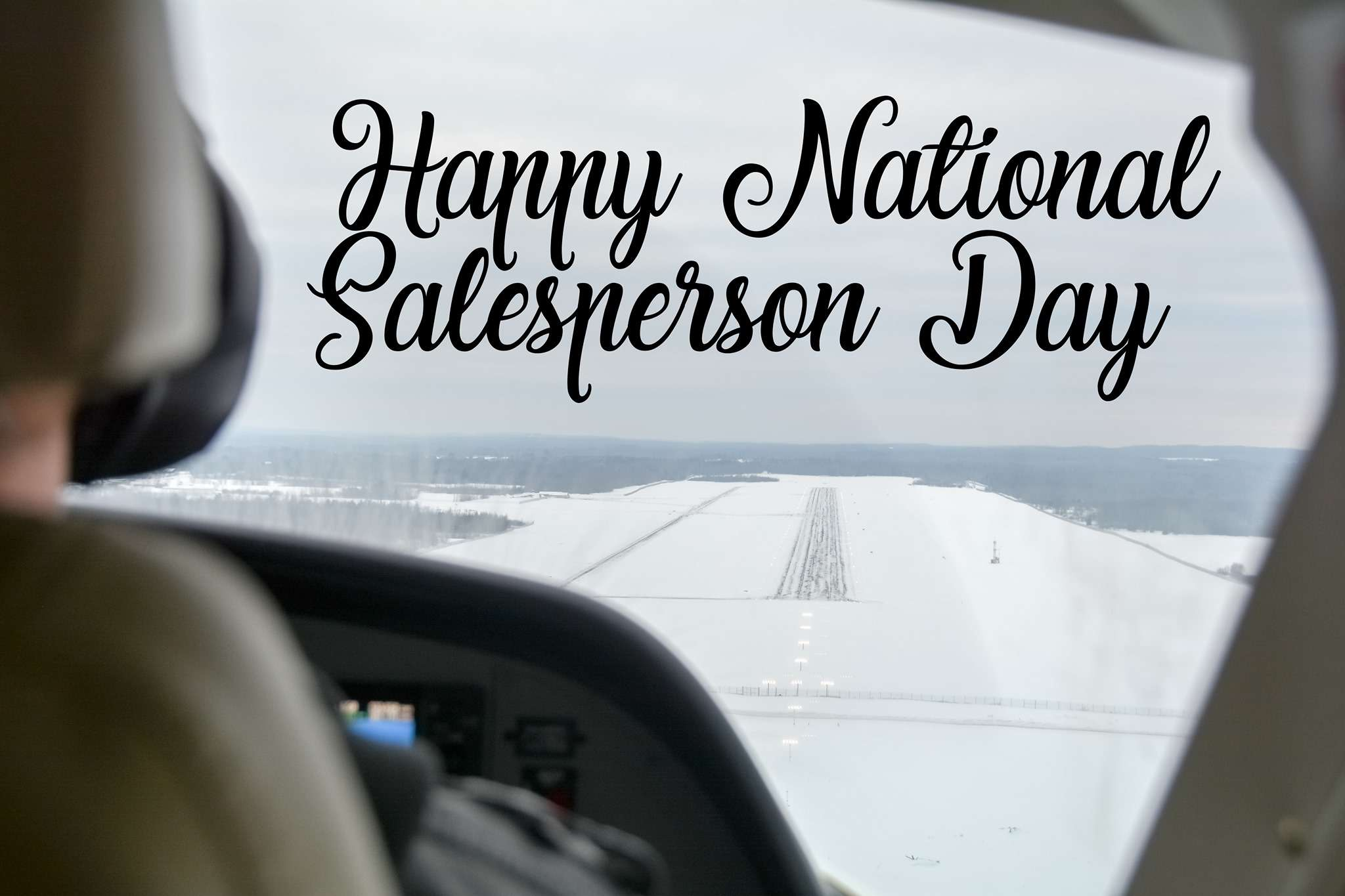 National Salesperson Day Wishes Unique Image