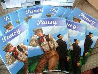 Pansy, romance, sonhos e seres fantásticos