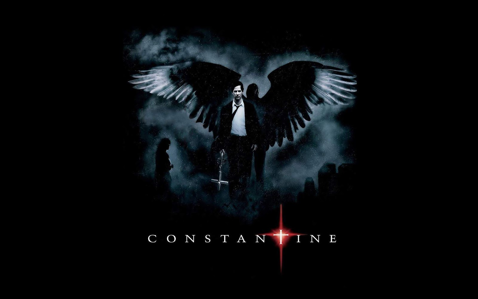CONSTANTINE (2005) TAMIL DUBBED HD