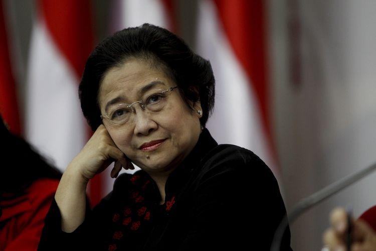 Megawati Sesumbar Berhasil Jadi Ketum Partai Tanpa Duit, Minta Para Kader PDIP Tiru Dirinya