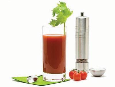 Làm mát cơ thể bằng trà xanh, rau má và cà chua - 5