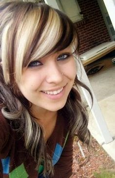 Brown Hair With Blonde Highlights Fashion S Feel Tips