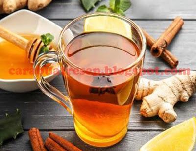 Foto Resep Minuman AntiVirus, Flu, Meriang atau Demam