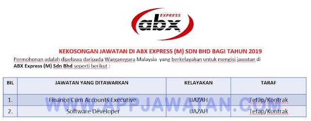 ABX Express (M) Sdn Bhd