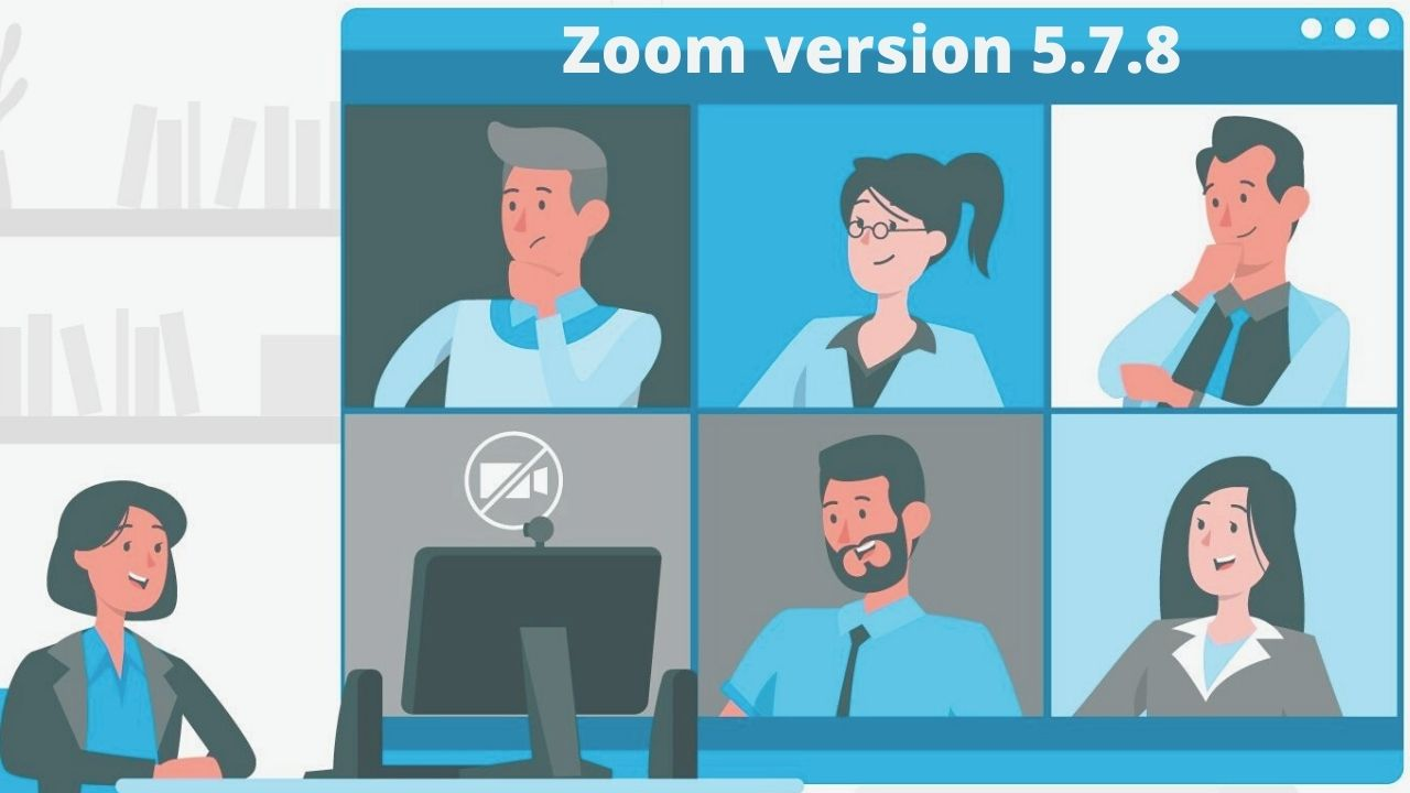 Zoom Client Version 5.7.8 (1247) Download for Windows