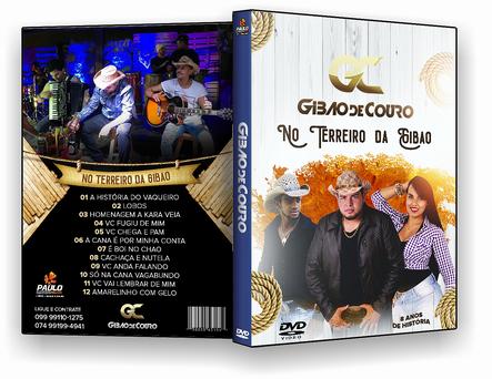 DVD - gibão de couro 2018 - ISO