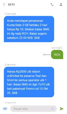 Kuota Murah Telkomsel 2021