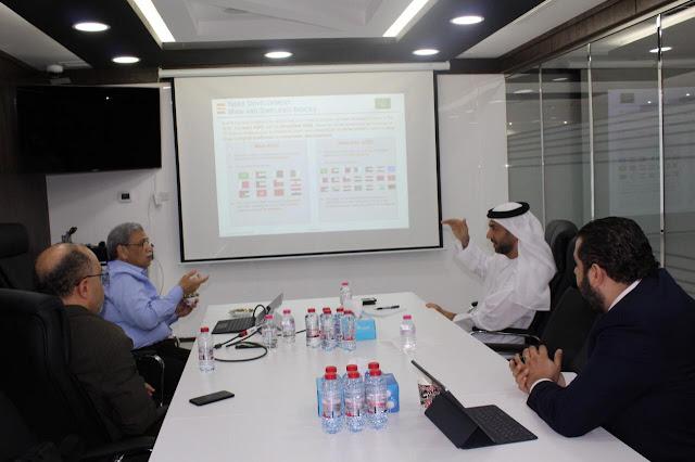 الاتحاد العربي للاقتصاد الرقمي يضع لمساته الأخيرة على مشروع مؤشر الاقتصاد الرقمي في الدول العربية