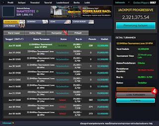 Judi Turnamen Poker Online Terpercaya di BandarGame.net