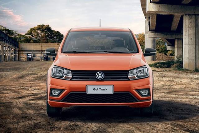 Volkswagen Gol Track 2017