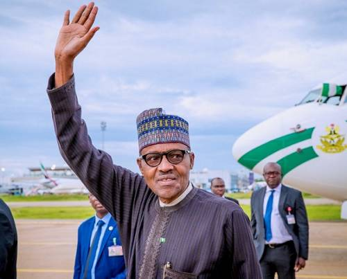 BREAKING: Buhari To Jet Out Of Nigeria On Sunday