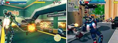 Iron Avenger – Infinite Warfare RPG