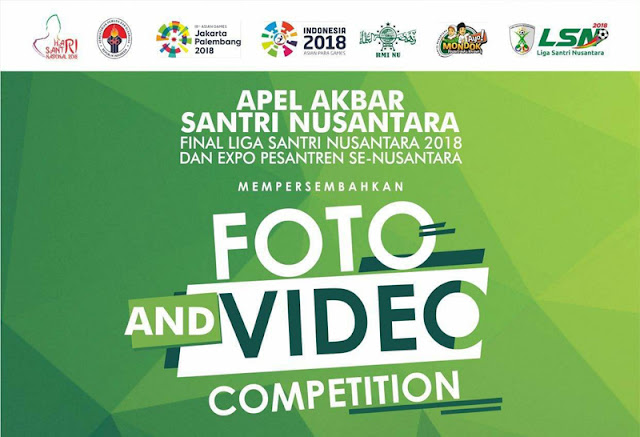 Yuk ikuti Lomba Foto dan Video Apel Akbar Santri Nusantara! Ini Ketentuannya