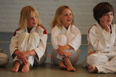 judo, çocuk