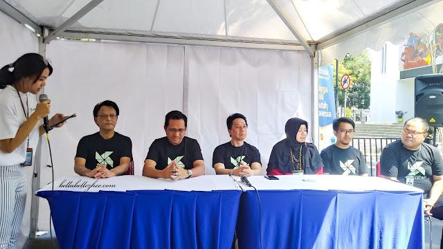 Press Conference Daikin Origami Day