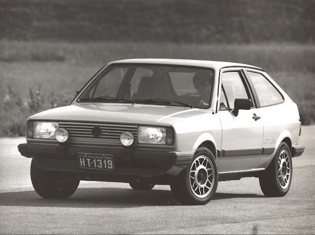 Volkswagen Gol GT 1.8 1985