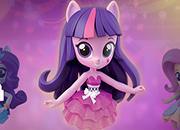 EG Minis Twilight Sparkle Fiesta Baile sorpresa juego