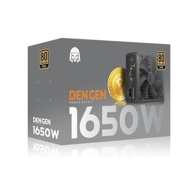 PSU Digital Alliance Dengan 1650 Watt 80 Plus Gold