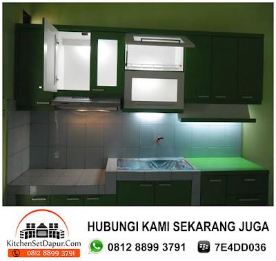 kitchen set murah cimanggu bogor