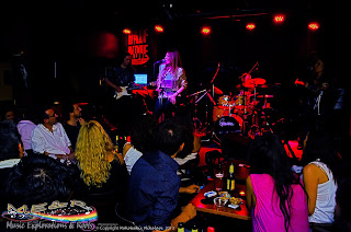 Jamming Funkers @ HALF NOTE JAZZ CLUB  photo by MER