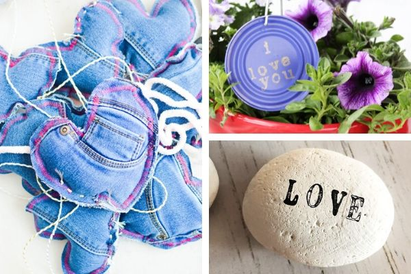 More than 55 DIY gift ideas for your valentine on Valentine's Day.