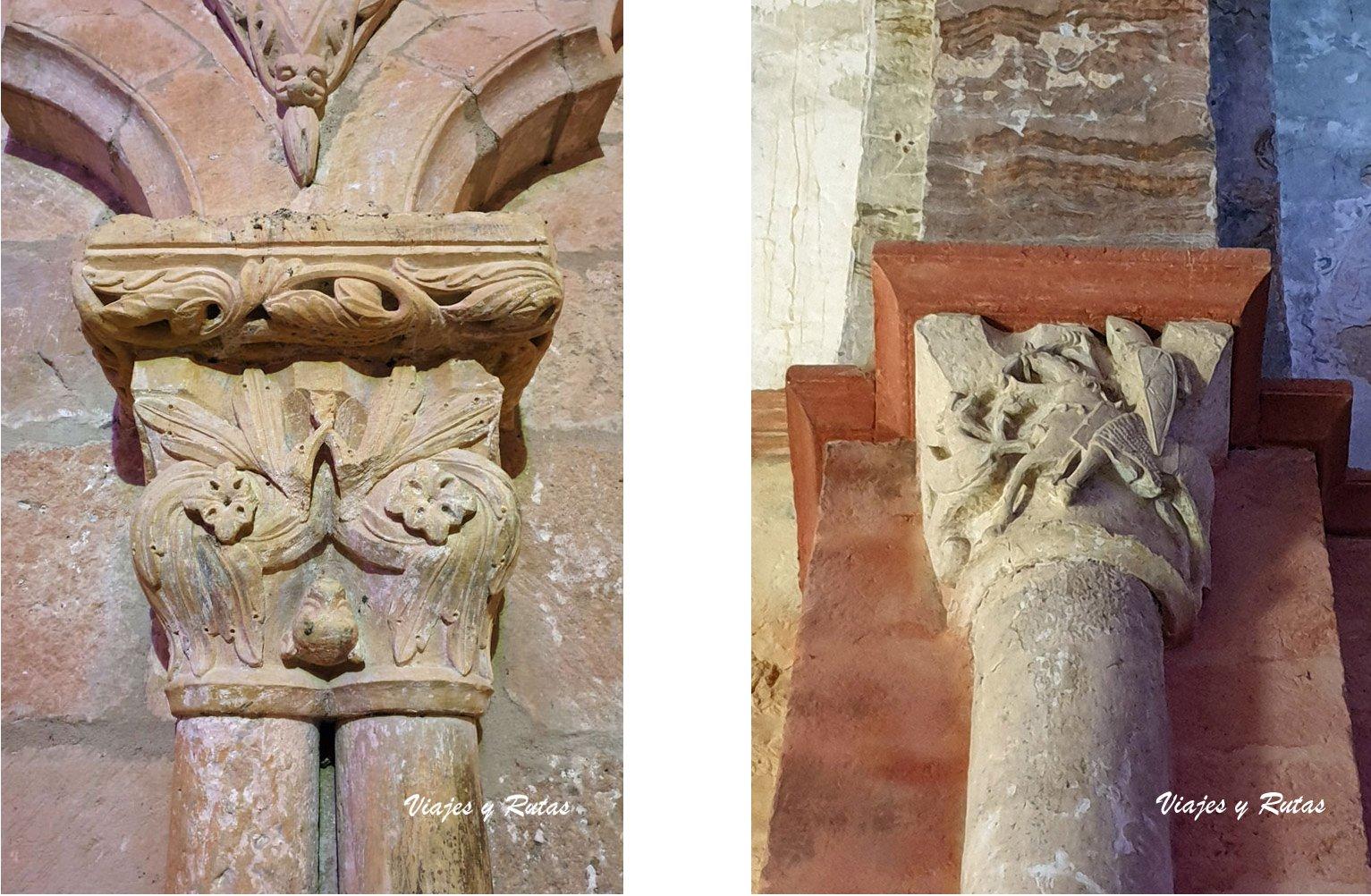 Capiteles de San Lorenzo, Zorita del Páramo