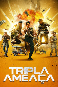 Tripla Ameaça Torrent - BluRay 720p/1080p Dual Áudio