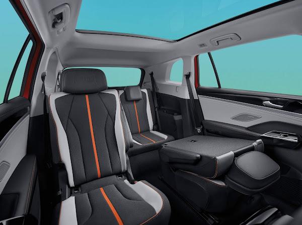 VW ID.6 Crozz Prime - SUV elétrico - preços e fotos