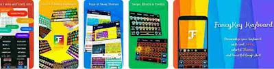 Aplikasi Font Keren FancyKey Keyboard – Cool Fonts