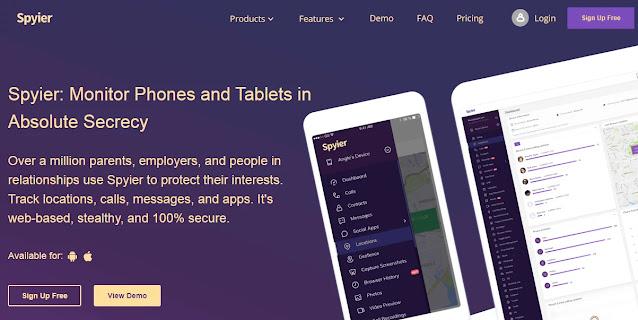 spyier-homepage