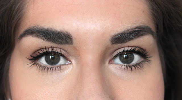 Maybelline Lash Sensational Mascara on lashes