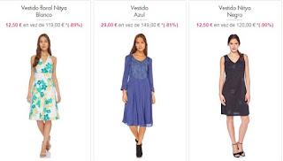 Vestidos de Nitya