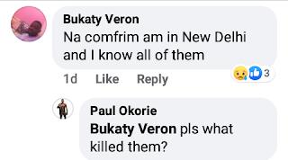 Sad! 5 Igbo men die within one week in New Delhi, India