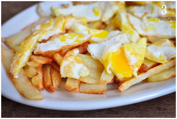 huevos rotos como fazer