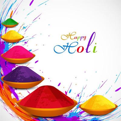 Wishing Holi Images