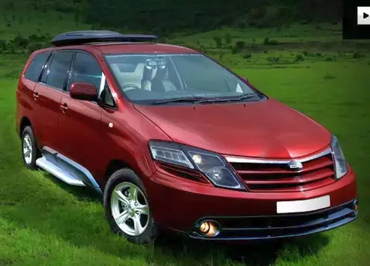 Toyota Has Succeeded In Making Successive Generations Of The Best Selling Innova Worse Looking Than Previous Ones DC Design Hates Watching From