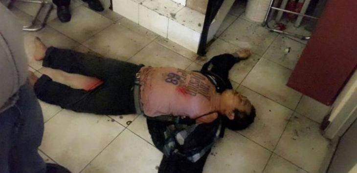 Ini Dia Foto Pelaku Bom Panci Yang Tewas Di Kantor Lurah Arjuna di Cicendo Bandung