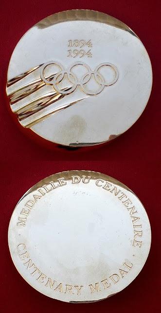 Centenario Comite Olimpico