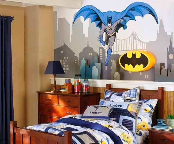 Ideas de dormitorios infantiles tem ticos dormitorios colores y estilos - Ideas dormitorios infantiles ...