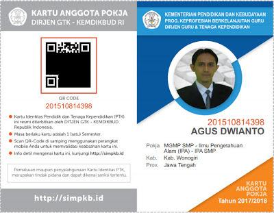 Cara Mencetak Kartu Anggota SIM PKB