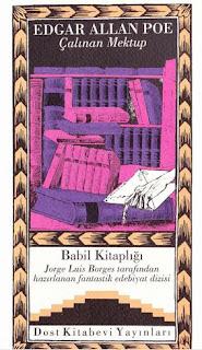 Babil Kitaplığı 14 - Edgar Allan Poe - Çalınan Mektup