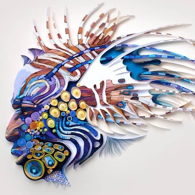 05-Humanised-lionfish-Yulia-Brodskaya-www-designstack-co