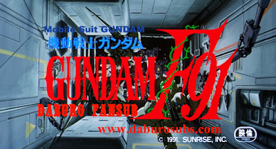 Mobile Suit Gundam F91 Subtitle Indonesia