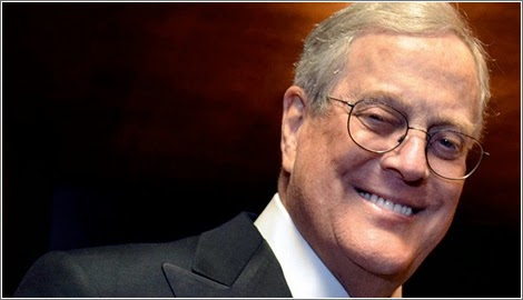 Rich People David Koch