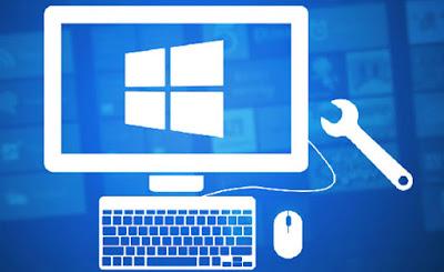 Cara Terbaru Repair Windows dengan Recovery Console 2017