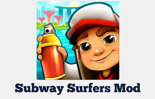 Subway Surfers  Full mod Coin APK Terbaru Download di Android