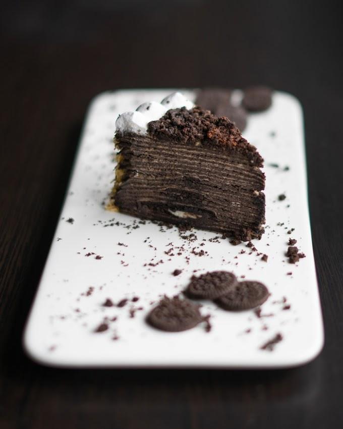 Easy oreo cake with just 5 ingredients  | Oreo chocolate cake recipe |