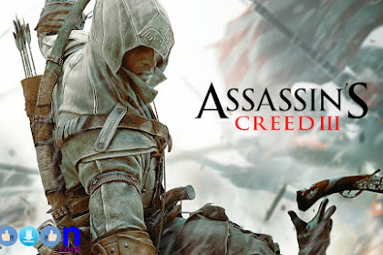 Free Download Games PC Laptops Assassins Creed III Full Version