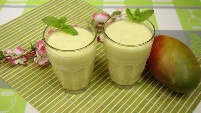 lassi napój z mango