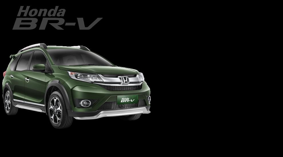 Tampak Depan Dari Honda BR V Mencerminkan Ketangguhan Dan Karakter Premium Sebuah SUV Tough Hood Solid Motion Pillar Ground Clearance Yang Tinggi